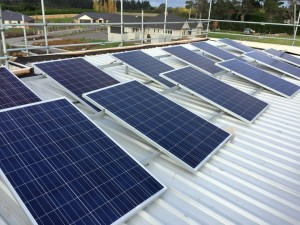 3kw solar array enphase micro inverters