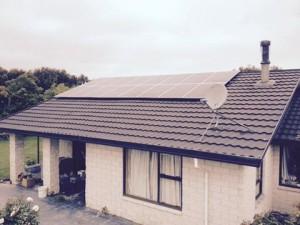 4kw solar power system
