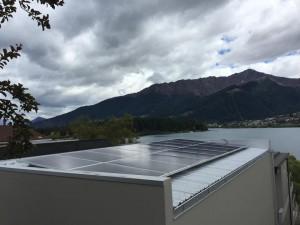 grid tie 4kw solar power system