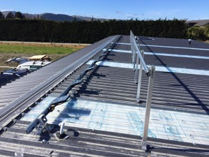 grid tie 5kw micro inverter solar power system