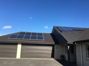 grid tie 5kw solar power system